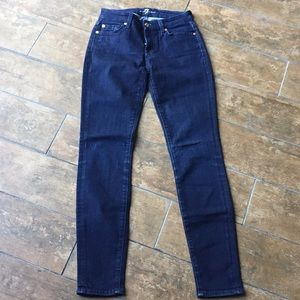 7 for all Mankind skinny Jeans.